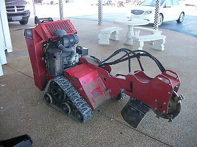 2011 Toro STX26 Walk Behind Stump Grinder Chipper