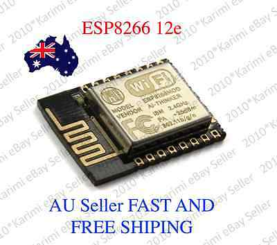 Esp-12E ESP8266 Serial Port WIFI Transceiver Wireless FREE EXPRESS SHIPPING