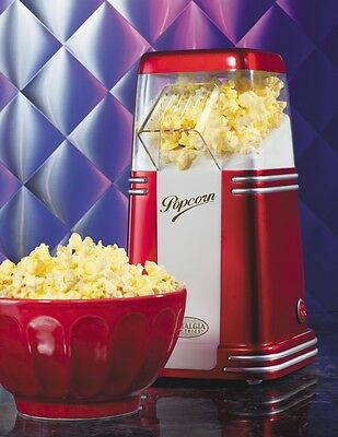 Nostalgia SNP 8 Electrics Popcorn Maker Mini Hot bis zu 8 Bechern