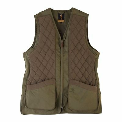Browning Rochefort Active Hunting Vest - Green