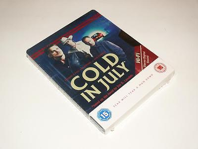 Blu-Ray ~ Cold in July ~ Limited Edition Steelbook ~ NEW / SEALED