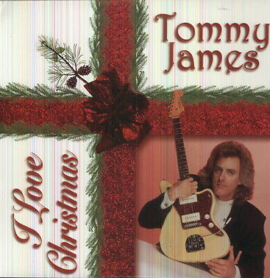 I Love Christmas - Tommy James (2013, Vinyl NEU)