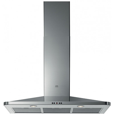 AEG DK4490-M  | Wall Mounted 90cm Stainless Steel Kitchen Chimney Cooker Hood