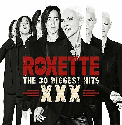 ROXETTE - The Very Best Of - Greatest Hits Collection 2 CD DOUBLE NEW