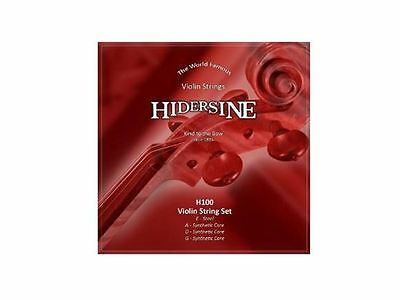 HIdersine H100 4/4 Violin Strings