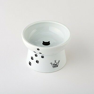 New Necoichi Raised Cat Food Bowl Pet