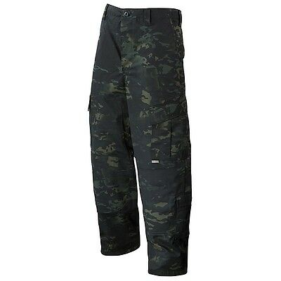 TRU-SPEC 1236 MultiCam Black Tactical Response Pants Multi Cam NEW