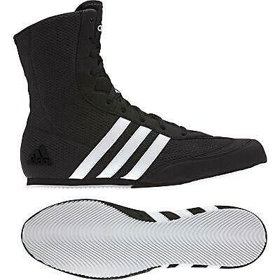 Adidas Boxing Box Hog 2 Boots Black/White Mens Ladies - BA7928