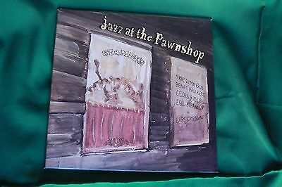 2LP audiophile HQ 180g JAZZ AT THE PAWNSHOP - PROPHONE PROPRIUS 7778-9  -SEALED-