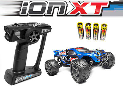 Maverick Ion Xt 1/18 Rtr Electric Monster Truck Radio Control Truck Off Road