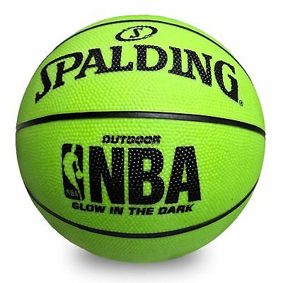 Spalding NBA Glow in the Dark Basketball Official Size 7 (29.5'')