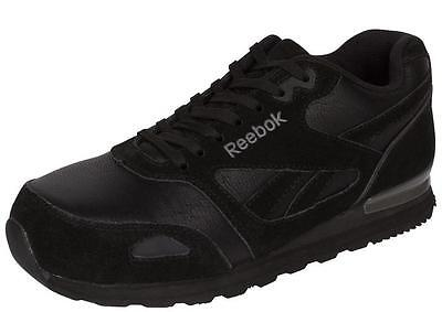 REEBOK WORK Prelaris Retro Composite Toe EH Slip Resistant Black RB1974