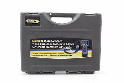General Tools DCS1100, High-Performance Video Borescope System with Probe