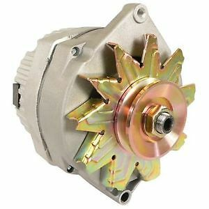 24 Volt 50 Amp 10 SI 1 Wire Alternator