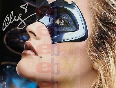 REPRINT RP 8x10 Signed Autographed Photo: Sexy Alicia Silverstone Batman Batgirl