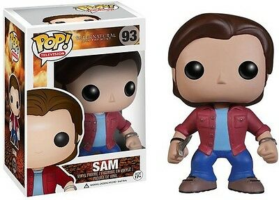 Supernatural - Sam - Funko Pop! Television (2013, Toy NEU)