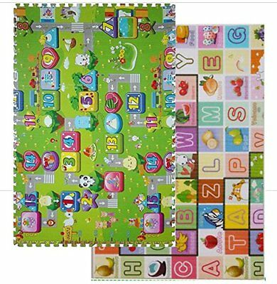 Extra Large Thickness Baby Crawling Mat Baby Crawling Pad/Monopoly and Car Game