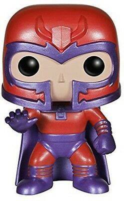 X-Men - Magneto - Funko Pop Marvel (2014, Toy NEU)