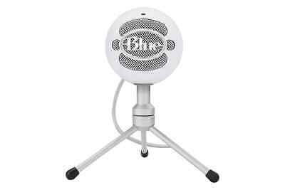 Blue Snowball iCE Versatile USB Microphone with HD Audio - White (90021700)
