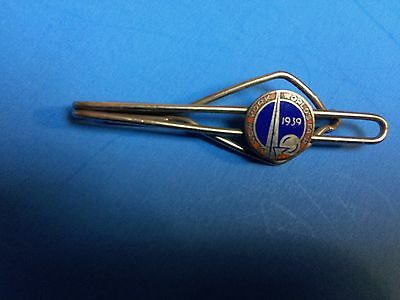 Tie Tack from New York World's Fair 1939
