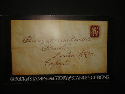 Great Britain (GB) : 1982 The Story of Stanley Gibbons : £4 Booklet