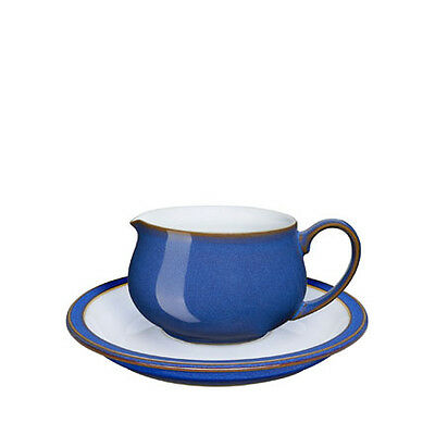 Denby Imperial Blue Sauce Boat (Stand sold separately)