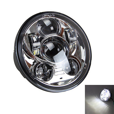 1PC 5-3/4 5.75 Inch rond Daymaker Projector LED Phares Pour Harley Davidson