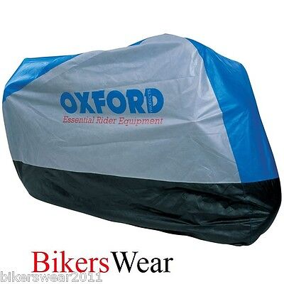Oxford Dormex Indoor Motorcycle Breathable Dust Large L Cover