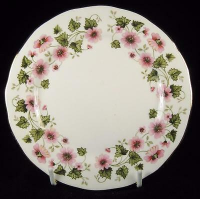 Queen Anne Pink Flowers Bone China Side Plate