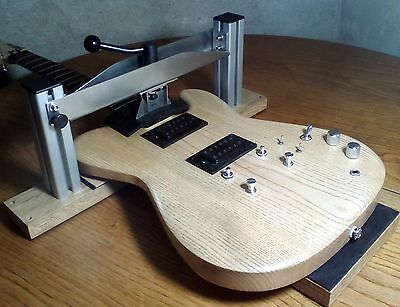 Luthier Tool - FRET PRESS - for set neck instruments