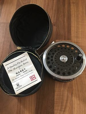moulinet saumon Hardy Marquis 1 Salmon reel Marquis 1
