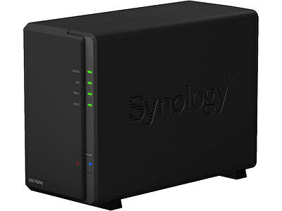 Boîtier Synology DiskStation DS216play