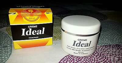 Crema Ideal marroquí  (anti-acné, antimancha blanqueadora )