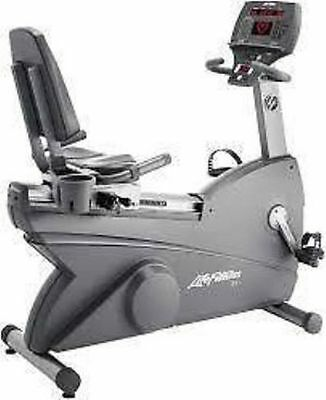 Life Fitness 95Ri Commercial Recumbent Bike