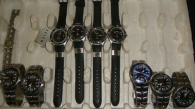 Trade Only Job Lot Of 10 X  Mixed Fila Watches 100%. Gen .