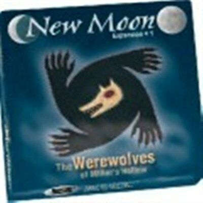 Werewolves Of Millers Hollow Card Game: New Moon Expansion