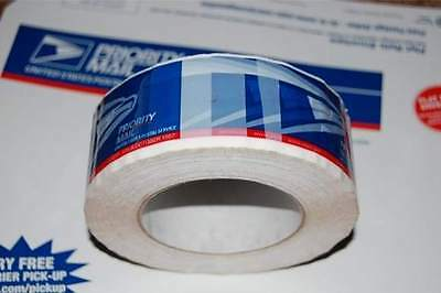 4 Rolls New Priority Mail Sealing Packing Tape Label 106A Free Shipping