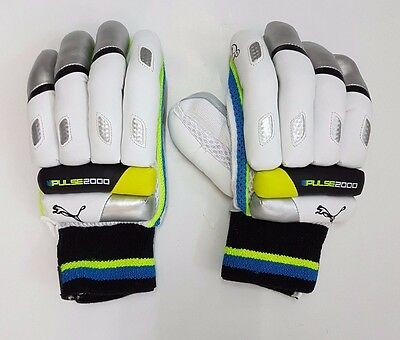 Puma Pulse 2000 Batting Gloves RH/LH + Free Inners + Free Shipping + AU Stock