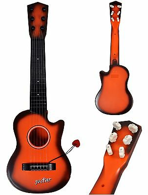 New Children Simulation Guitar Musical Instrument Toys Mini Kids Toy Gift 56cm