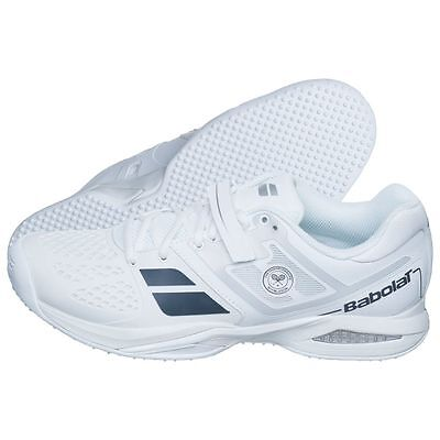Babolat Propulse Grass  Wimbledon  Grass Court Tennis Shoe Uk 6.5