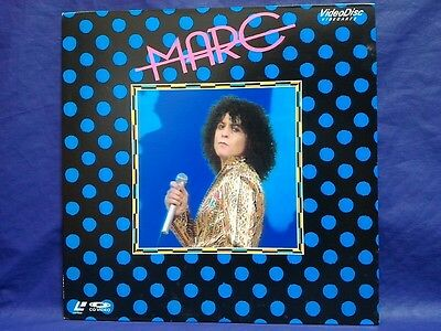 Marc Bolan Video Special Japan Laser Disc VAL-3096