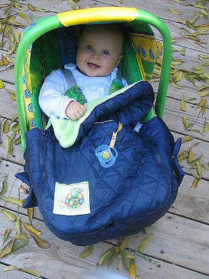 Baby Car Seat Soft Cover Blanket, Universal Infant Car Seat Soft Footmuff