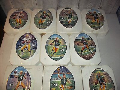 Brett Favre Collection The Bradford Exchange Plate Collection