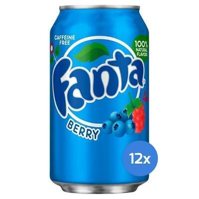 Fanta Berry 12 x 355 ml