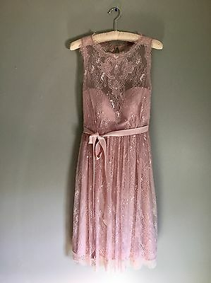 Anthropologie BHLDN bridesmaid dress