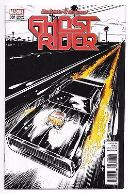 Ghost Rider #1 Beyruth Retailer Incentive Variant 1 Per Store Marvel