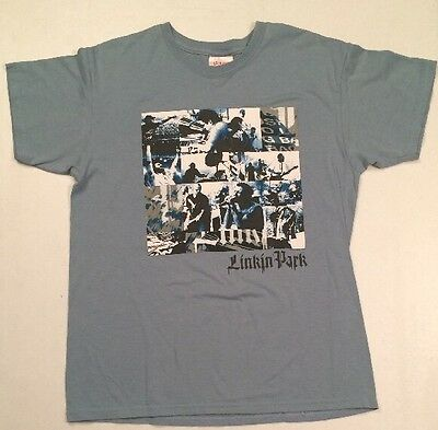 OFFICIAL LICENSED 2004 LINKIN PARK T-shirt Adult Small S ALTERNATIVE ROCK
