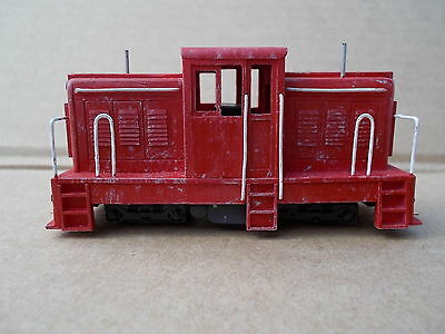 HOn30 Porter Center Cab diesel Locomotive Conversion Kit by Railway Recollection