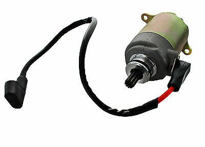 125cc Chinese Scooter STARTER MOTOR Baotian Direct Bike Lexmoto Kymco GY6 157QMA