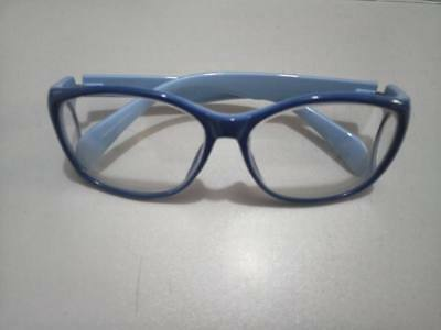 Super-flexible X-Ray Protective Glasses (with side protection) FC16 SanYi Blue